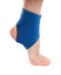 Common vs. High Ankle Sprains